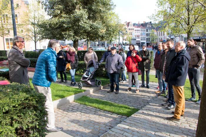 De Plezante Wandeling doorheen stad Mechelen