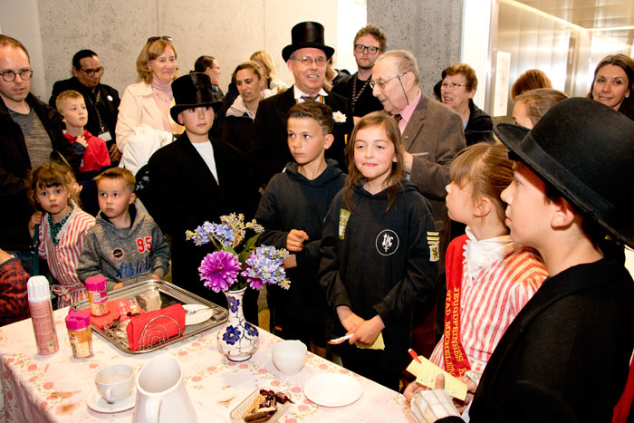 Het Schoenste Koffiedrinken op Erfgoeddag Mechelen