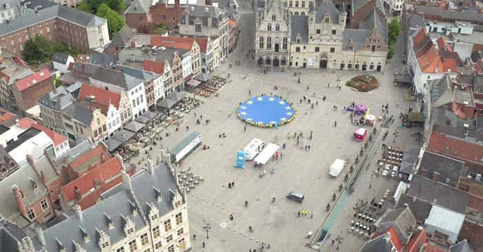 Europadag stad Mechelen 2019