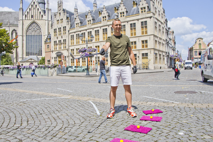 City Golf Tours stad Mechelen