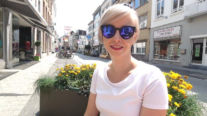 Projectleider Stephanie Plas