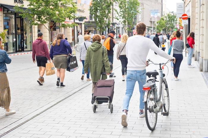 Shoppen op eerste maandelijkse koopzondag in Mechelen