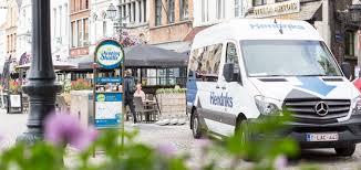 Shopping Shuttle stad Mechelen