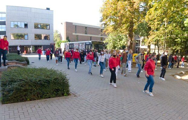 Jerusalem Challenge Dance COLOMAplus Mechelen
