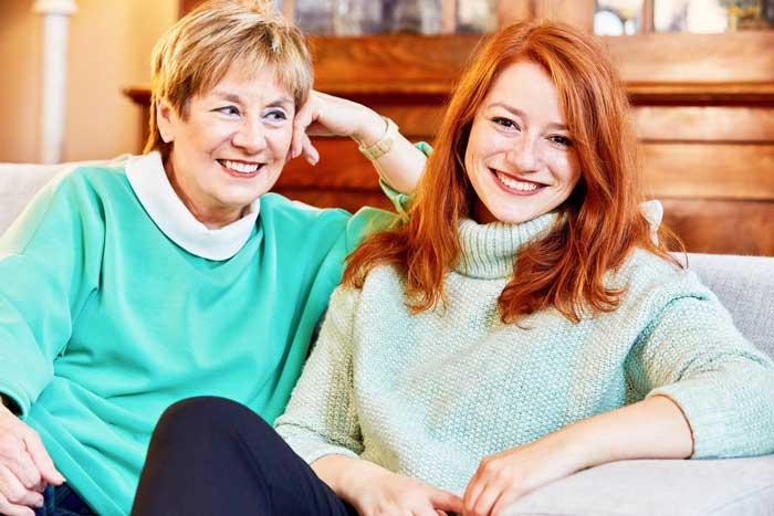 Connie Neefs en Hannelore Candries